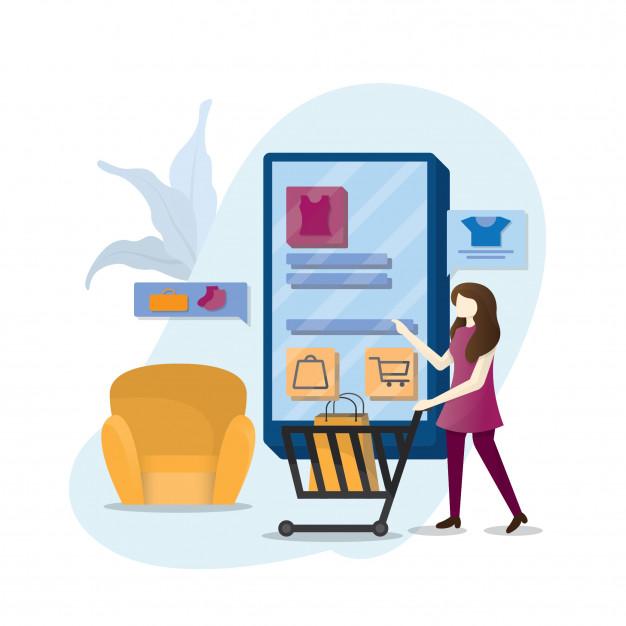 ecommerce marketing design