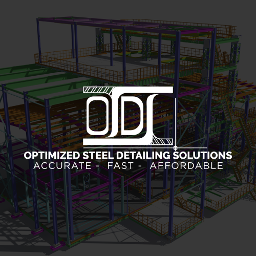 optimized steel detailing solutions logo