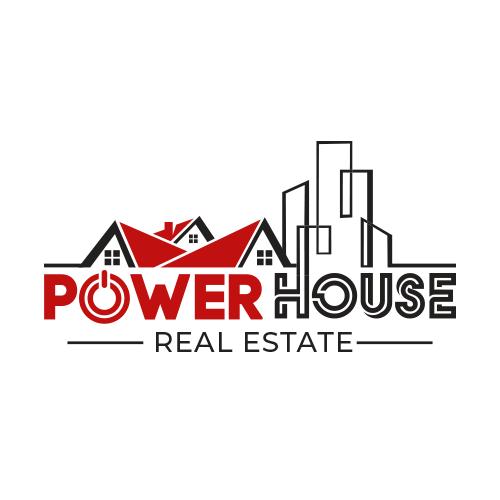 power house REAL ESTATE Logo